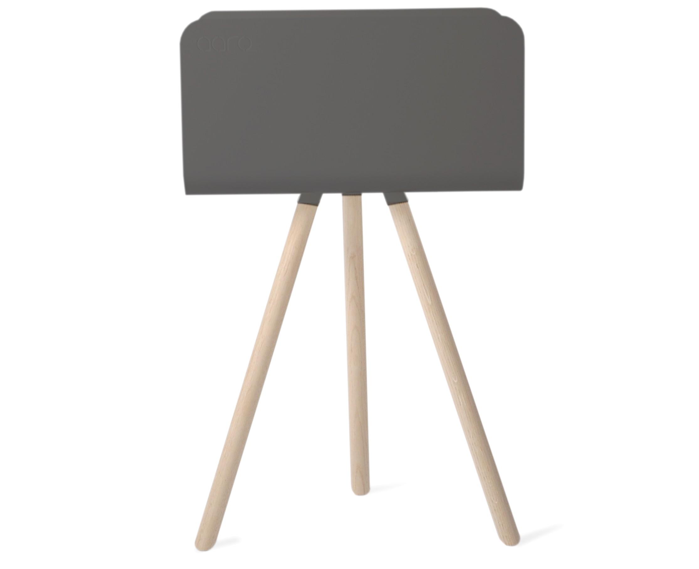 stummer diener tri mit bein schwarz esche storage furniture tri mit bein black ash. Black Bedroom Furniture Sets. Home Design Ideas